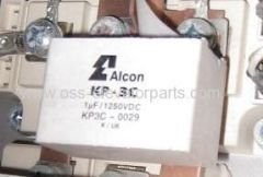FREQUENCY CONVERTER V3F25 CAPACITOR ALCON