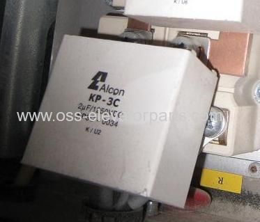 FREQUENCY CONVERTER V3F25 CAPACITOR ALCON02