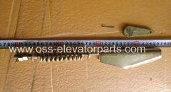 Kone rope fastening KOROPE01