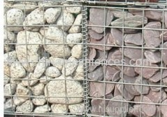 low carbon steel gabion box factory