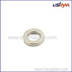 Sintered Ndfeb Magnet/permanent ring magnets