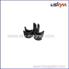 arc ferrite magnet/segment ferrite magnet/ceramic magnets