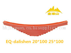 EQ-dalishen truck and trailer auto part sup9 leaf spring assembly