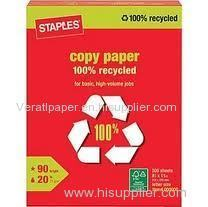 High Quality 100%Woodpulp A4 Office Copy Paper