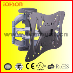 Aluminum LCD wall mount bracket