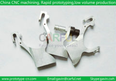 China bicycle stainless steel parts CNC machining
