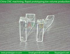 PC/PMMA/ABS Transparent Plastic Polycarbonate Machining Fabrication
