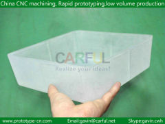 pc PMMA acrylic CNC Machining Fabrication
