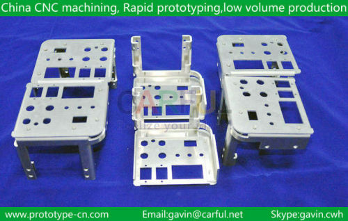 good quality CNC machining turning of steel parts via cnc processing
