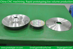High precision custom cnc machining service