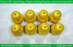 Plastic cnc processing parts