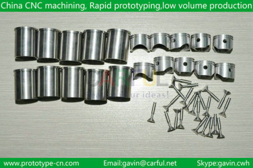 Chinese hardware parts with precision casting processing CNC processing