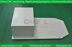 CNC machined medical device metal Prototypes