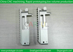 Aluminum processing machinery parts