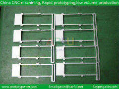 Mobile phone frame CNC processing