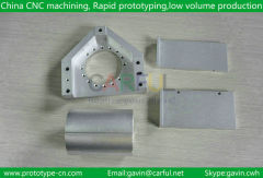 Custom precision CNC processing services