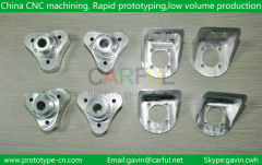 made in China alloy four-axis CNC processing
