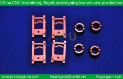 Metal of precision cnc machining part