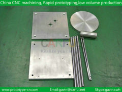 Machinery parts precision CNC processing service
