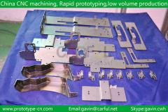 professional CNC high precision aluminum panel