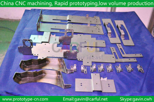 professional CNC high precision aluminum panel
