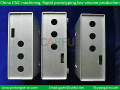 professional Aluminum cavity CNC machining