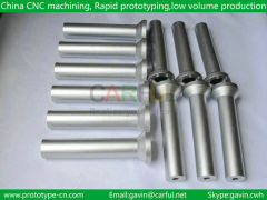 small batch production for aluminium metal parts