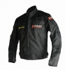 Sportswear Motorcycle & Auto Racing Jacket Black