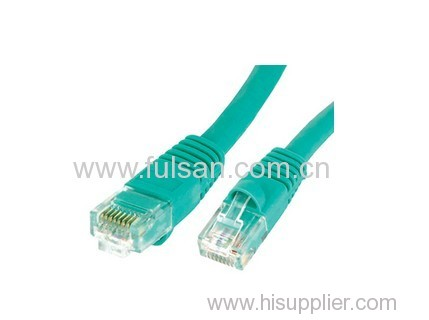 TIA/EIA 568A Cross Wire UTP Cat6 Patch Cord Cable 4 Pairs 7 strands 24/26 AWG