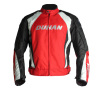 Sportswear Motorcycle & Auto Racing Jacket HUMP Red