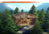 Small Wooden House Design