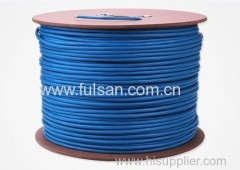 1000ft Bulk Opgerolde 24AWG Copper 4 Pairs Cat5e FTP LAN-kabel