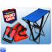 Mini Foldable Pocket Chair Take a seat anywhere with the camping chairs
