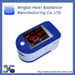 BEST Cheap portable colorful finger pulse oximeter