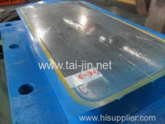 Newly MMO titanium sheet anode