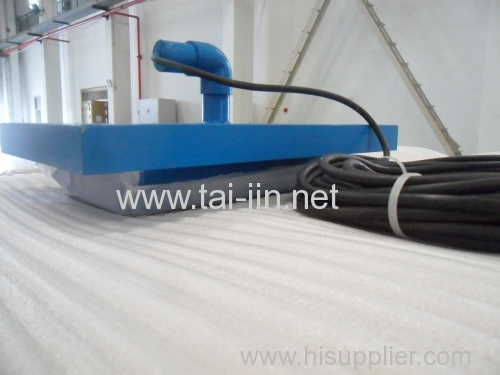 Newly MMO titanium sheet anode for anti-fouling of Ship
