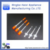 DISPOSIBLE insulin syringes WITH FDA AND UL