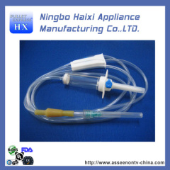 medical disposable Infusion set for hospital