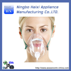 medical Oxygen mask with tube