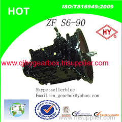 s6-90 zf gear box