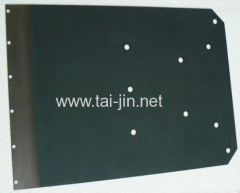 Titanium Anode for water treatment.