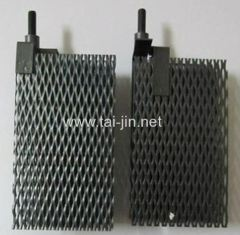 MMO Titanium Anode for water treatment.