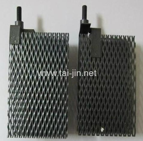 MMO(Mixed Metal Oxide coating) Titanium Anode for Water Ionizer
