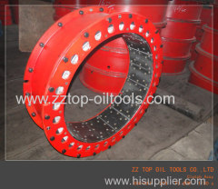 pneumatic clutch Drawwork Clutch