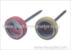 small dial cooking thermometer
