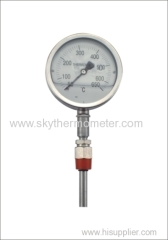 SS case of pyrometer