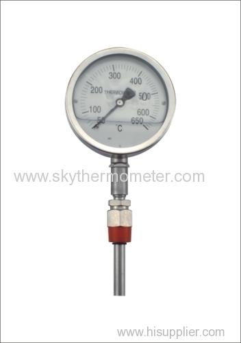 SS case of pyrometer