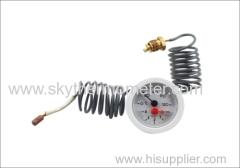 "2"" dial capillary thermomanometer"