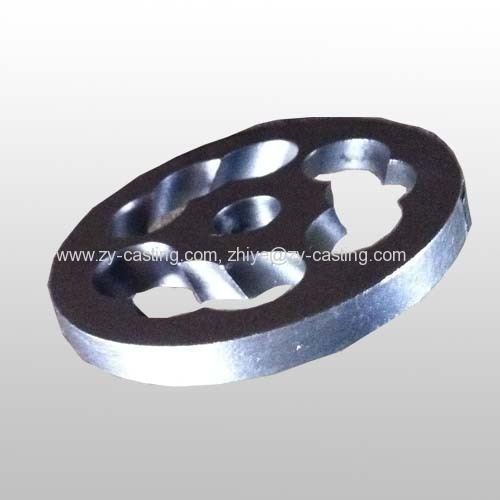 22# flower cutter silica sol casting 3Cr13 material