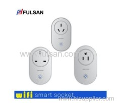 OEM outlet plug wifi socket control wireless smart home socket